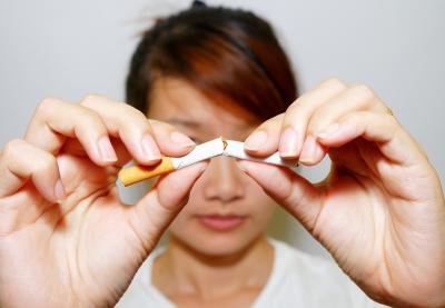 prepoved kajenja na delovnem metu